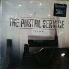 The postal service album