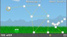 Spaghetti Marshmallow.  Fun building game.