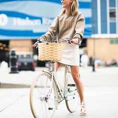 3 bike-friendly outfits for your weekend adventures