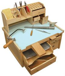 Jeweler's Mini WorkBench Tabletop Zakka Canada