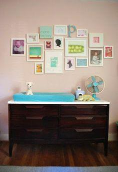 Cuadros para Decorar una Habitación Infantil