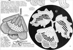 irish crochet motifs Issuu is a digital publishing platform that makes it simple to publish magazines, catalogs, newspapers, books, and more online. Easily share your publications Filet Crochet, Crochet Motifs, Freeform Crochet, Crochet Chart, Crochet Stitches, Irish Crochet Patterns, Crochet Designs, Crochet Leaves, Crochet Flowers