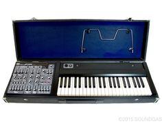 Roland SH-3A - analog synthesizer