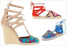 alpargatas wayuu - Buscar con Google Tapestry Crochet, Espadrilles, Wedges, Platform Wedge, Crochet Bags, Shopping, Shoes, Google, Fashion