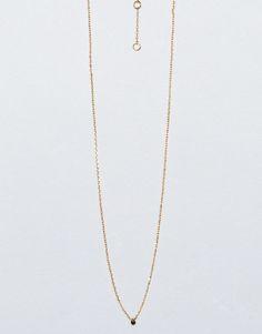 Collar fino detalle piedra - Ver todo - Accesorios - Mujer - PULL&BEAR España
