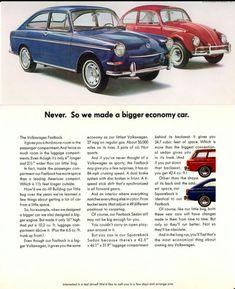 '60's Volkswagen Fastback
