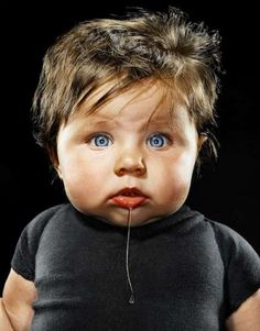 Image detail for -awesome photographer who got an idea to take some portraits of babies ...