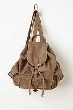 Shingle Beach Backpack #anthropologie $298