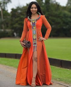 African Print Fashion, Fashion Prints, African Traditional Wear, Afro Style, African Style, Pride, Sari, How To Wear, Closet