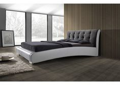At NCF, we stock a fantastic range of beds and bedframes in wood, metal, fabric and divans with built-in storage!