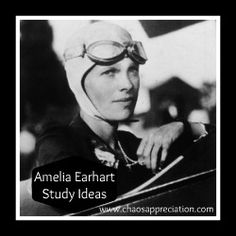 Amelia Earhart Study Ideas and Links