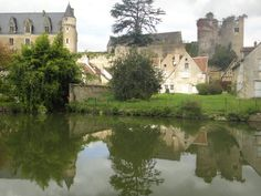 France Fiona Therese Photography Art Photography, France, River, Mansions, House Styles, Outdoor, Outdoors, Fine Art Photography, Fancy Houses