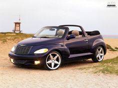 Chrysler PT Cruiser still have mine love it for a day at the beach soo cute!