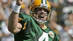 Favre returns: Packers welcome home a legend