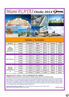 """USA-MIAMI """"Playas"""" en Verano 2014 /Madrid/desde 699 € ultimo minuto - http://zocotours.com/usa-miami-playas-en-verano-2014-madriddesde-699-e-ultimo-minuto/"""