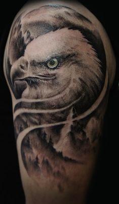 Eagle Mountain tattoo