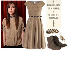 """""""The Hunger Games: Darcy"""" by maya-clashed-at-demonhead ❤ liked on Polyvore"""