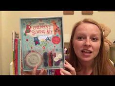 Usborne Children's Sewing Kit - YouTube Usbornebookbattalion.com Find me on Facebook, youtube, & instagram @usbornebookbattalion
