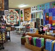 Quilts Ole in Corrales NM, the most amazing fabric store you will ever meet!