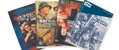 Over 50 war films for sale! Henry Fonda, War Film, Warfare, Battle, Museum, Films, Products, Board Games, Second Season