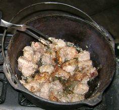 Delicious Dutch Oven Cooking, Part 4: Soups  Stews