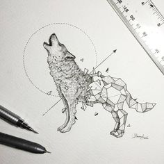 Abstract Geometric Animal Illustrations By Kerby Rosanes http://designwrld.com/abstract-geometric-animal-illustrations-by-kerby-rosanes/