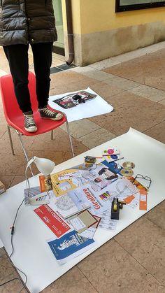 70x100 : 15 anni di COMUNICAZIONE VISIVA all'Università di Verona | Provini per i cartelloni della mostra