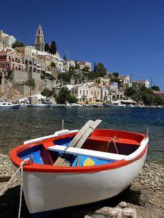Symi is one of Greece's best kept secrets