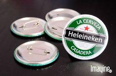 Chapa Heleineken (Despedida de Soltera)