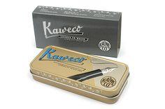 Kaweco AL Sport Stonewashed Fountain Pen cool box at Jet Pens .com