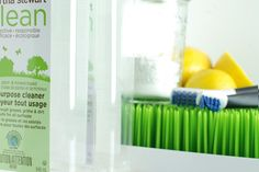 A full checklist on how to naturally spring clean your entire home