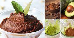 Un postre súper fácil, sin cocción y sin harinas para que te animes a utilizar el aguacate también en recetas dulces.
