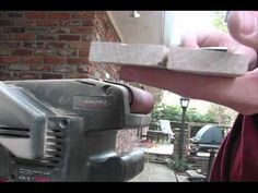 Forging a bushknife part 12-wooden sheath part 1