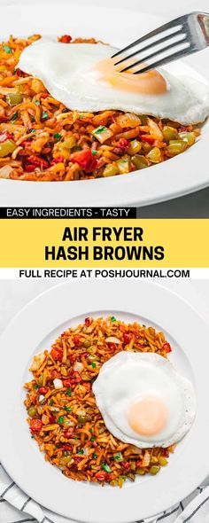 Delicious Breakfast Recipes, Easy Delicious Recipes, Brunch Recipes, Easy Dinner Recipes, Easy Meals, Tasty, Dinner Ideas, Multi Cooker Recipes, Frozen Hashbrowns