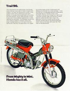 Modif Motor Bebek Jadi Mini Trail : modif, motor, bebek, trail, Honda, Modified