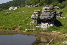 Valle delle Sfingi, Camposilvano, Velo Veronese, Parco Naturale Regionale dei monti Lessini