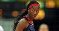 Destinee Hooker....Team USA....Volleyball