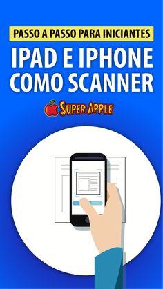 #scanner #ipad #iphone #apple #decoração #arquitetura #social #dicas #superapple #ios #iphone12 #iphone11 Iphone, Ipad, 1, Apple, Logos, Step By Step, Arquitetura, Apple Fruit, Logo