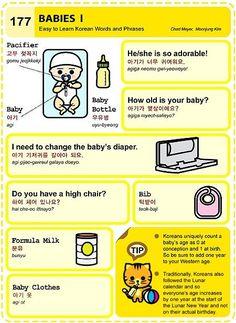 Easy to Learn Korean Language 171 ~ 180