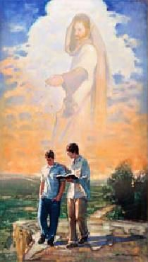 Ron DiCianni The Sower Open Edition on Canvas