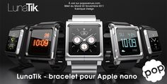 Lunatik for Apple nano