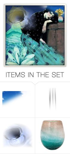 """""""Collage"""" by elyeyer ❤ liked on Polyvore featuring art"""