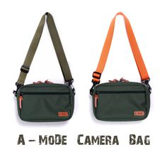 SPX02 Camera bag Material: 900D & 1050D Waterproof Nylon Oxford,400T Waterproof Nylon Padded: 5mm EPE  External Size: 22*10*15cm (L*H*W) Adjustable: 1 Lens protection pad Capacity: 1 small camera + 1~2 lenses  Weight: 0.25kg  Etsy, Ebay Small Camera, Messenger Bag, Lenses, Satchel, Oxford, Bags, Etsy, Fashion Styles, Handbags