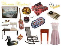 Inspiration Folder: Moonrise Kingdom + win tickets to ascreening! - Home - the vintage bazaar - a pop-up flea market, vintage design blog, & TV channel