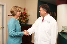 Dr. Charles Martin, Richmond dentist- creating beautiful and healthy smiles for over 30 years.