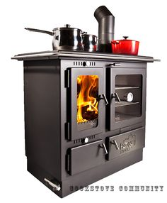 The Boru Elliswood cookstove.