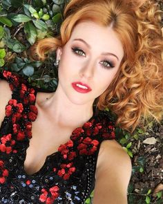 This week we have stunning Katherine McNamara as ! Katherine Mcnamara, Beautiful Redhead, Beautiful Eyes, Beautiful People, Mermaid Makeover, Et Tattoo, Hottest Redheads, Red Hair, Kansas City