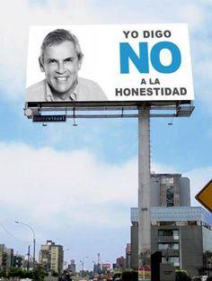 Memes por el NO en la campaña electoral. Revocatoria Lima 2013.