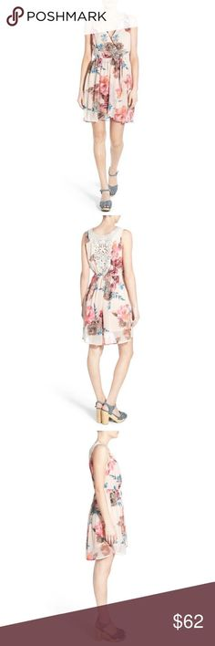 Band of Gypsies Floral Print Faux Wrap Dress Gypsy Dresses, Faux Wrap Dress, Fashion Design, Fashion Tips, Fashion Trends, Designer Dresses, Floral Prints, Hand Care, Outfits