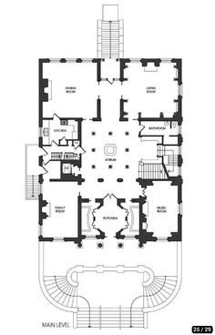 Crocker Mansion Floor Plans Pinterest Mansions